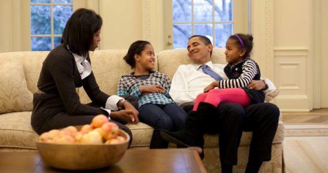 Familia Obama